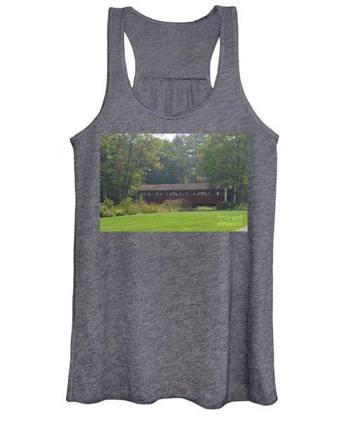 Covered Bridge Women's Tank Top