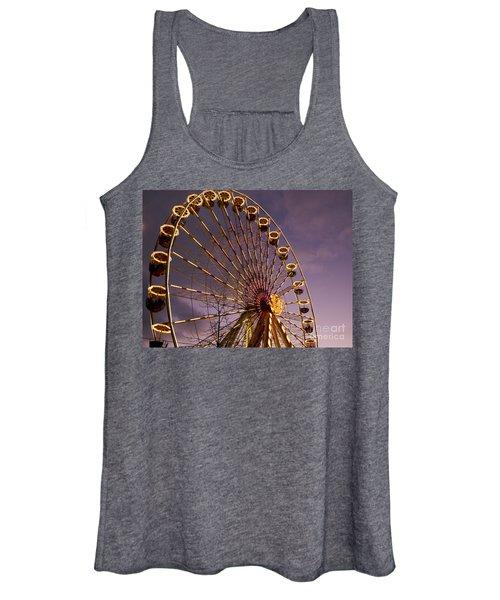 Ferris Wheel Women's Tank Top