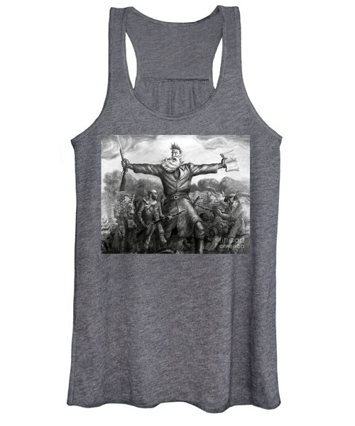 John Brown, American Abolitionist Women's Tank Top