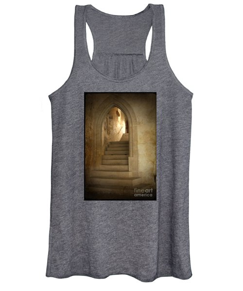 All Experience Is An Arch Women's Tank Top