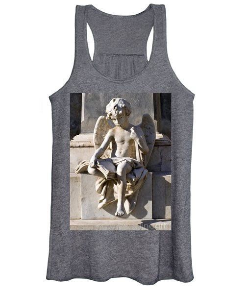 Angel Of Baroque Women's Tank Top