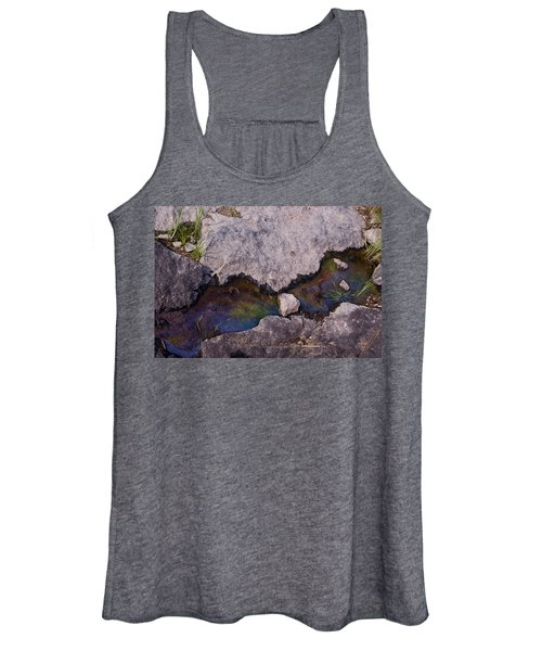 Another World V Women's Tank Top