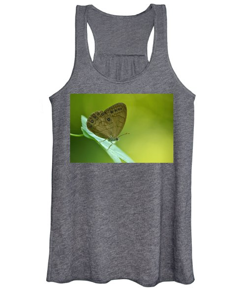 Appalachian Brown Women's Tank Top