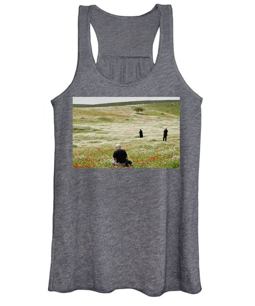 At Lachish's Magical Fields Women's Tank Top