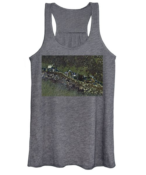 Barnacles And Seaweed Women's Tank Top