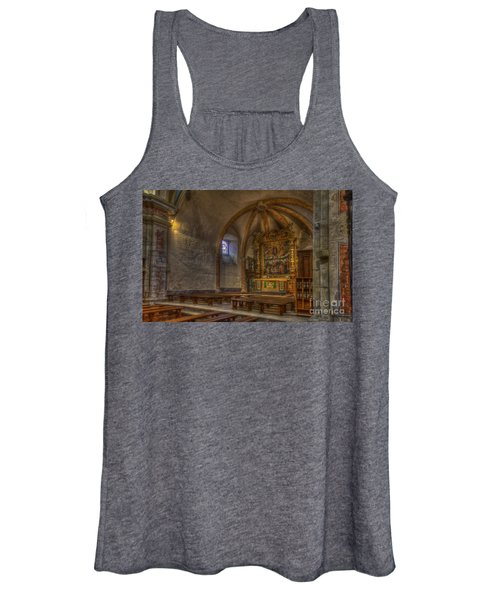 Baroque Church In Savoire France 3 Women's Tank Top
