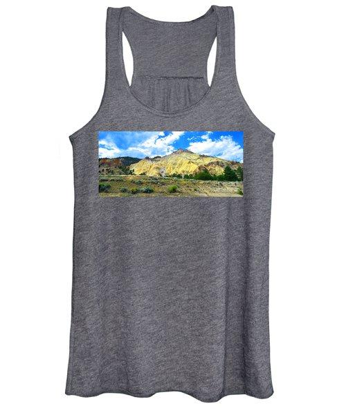 Big Rock Candy Mountain - Utah Women's Tank Top