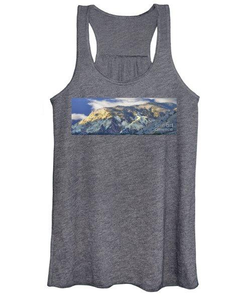 Big Rock Candy Mountains Women's Tank Top