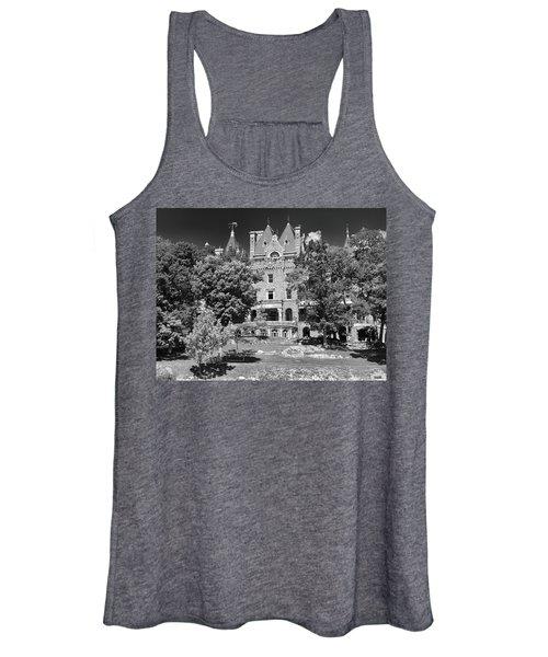 Boldt Castle 0152 Women's Tank Top