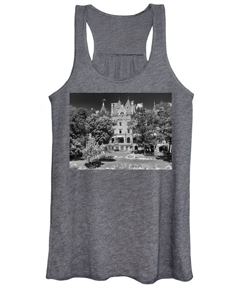 Boldt Castle 0152 Women's Tank Top
