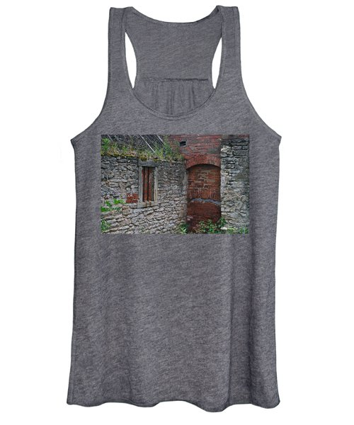 Brick And Stone England Women's Tank Top