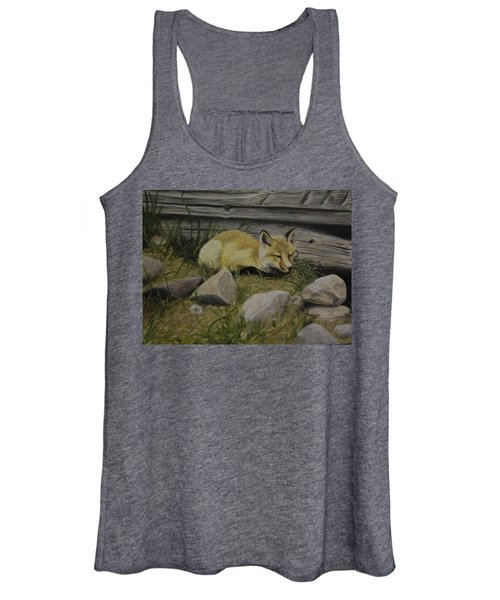 By The Den Women's Tank Top
