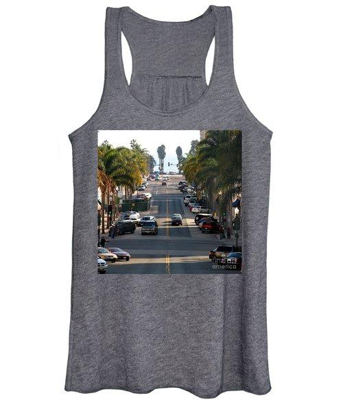 California Street Women's Tank Top