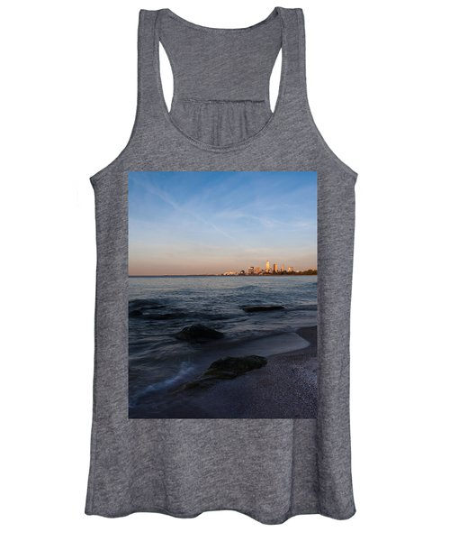 Cleveland From The Shadows Women's Tank Top