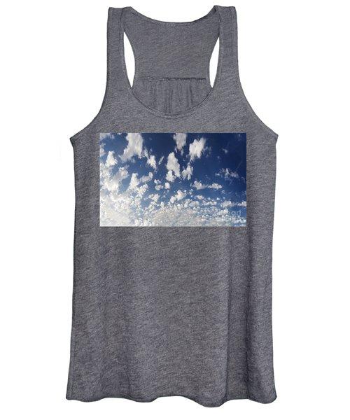 Cloudy Sky Women's Tank Top