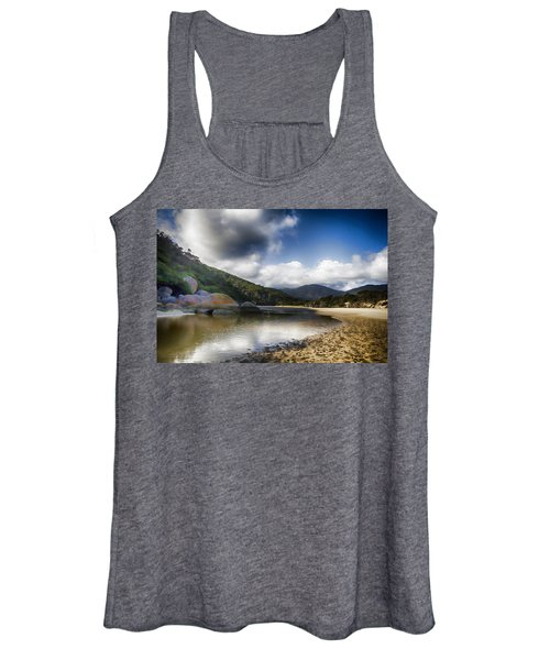 Color Of The Rocks V3 Women's Tank Top