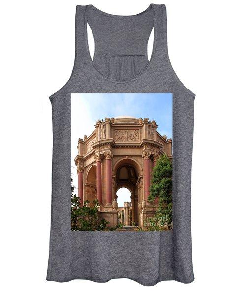 Exploratorium San Francisco Women's Tank Top