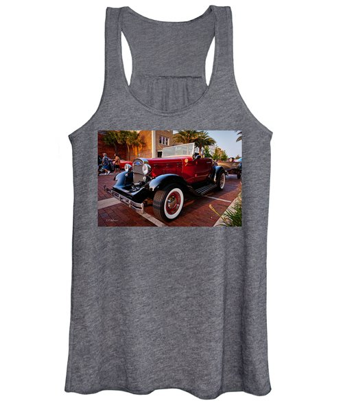 Ford Roadster Women's Tank Top