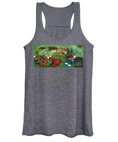 Garden View Women's Tank Top
