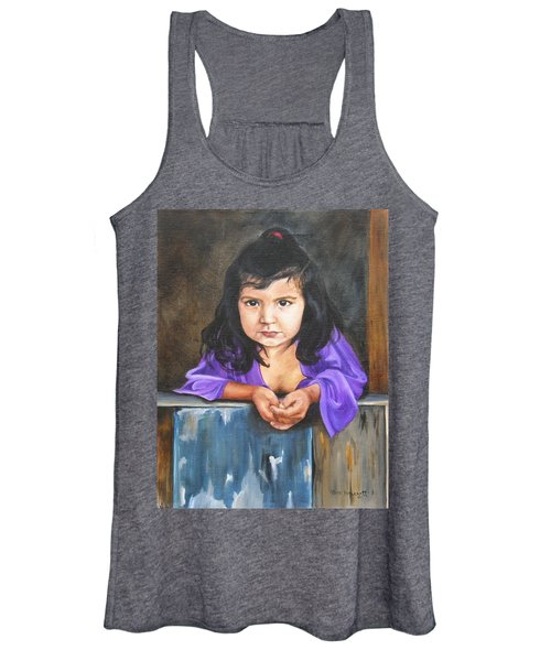 Girl From San Luis Women's Tank Top