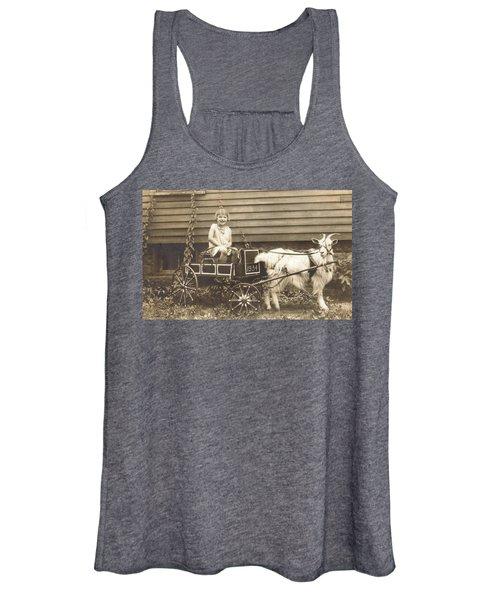 Goat Wagon Women's Tank Top