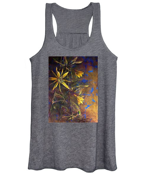 Gold Passions Women's Tank Top
