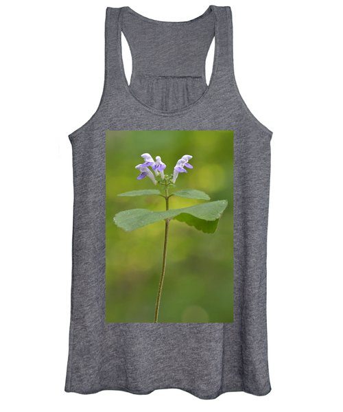 Hairy Skullcap II Women's Tank Top