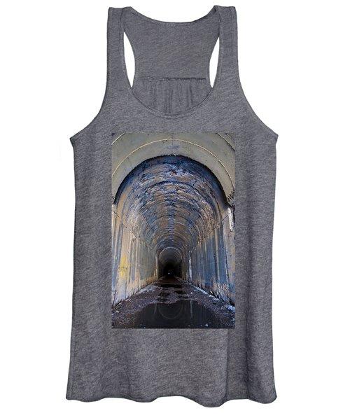 Hidden Tunnel Women's Tank Top