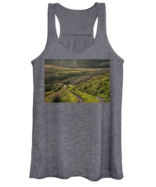 Icy Track Women's Tank Top