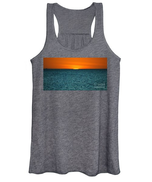 Just A Sliver Women's Tank Top