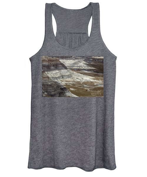 Landscape Petrified Forest Women's Tank Top