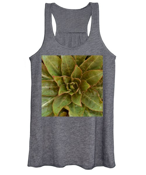 Leaf Star Women's Tank Top