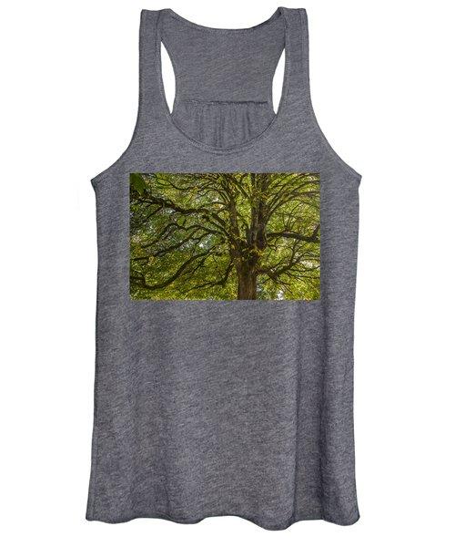Majestic Tree Women's Tank Top