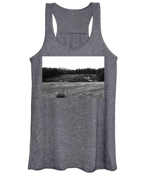 Oregon Farm Women's Tank Top