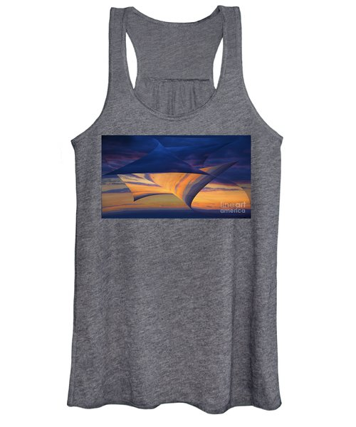 Peeling Back The Layers Women's Tank Top