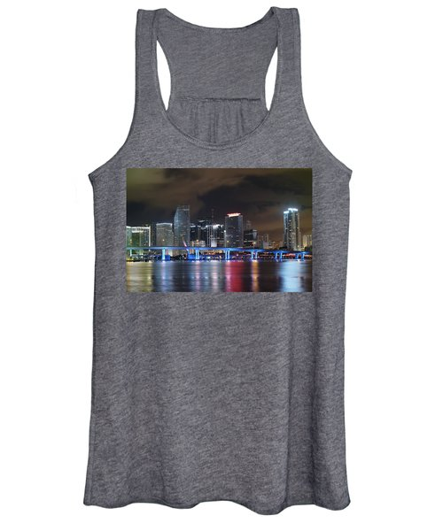 Port Of Miami Downtown Women's Tank Top