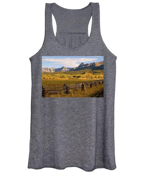 Rocky Mountain Ranch Women's Tank Top