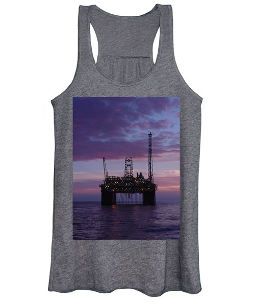 Snorre At Dusk Women's Tank Top
