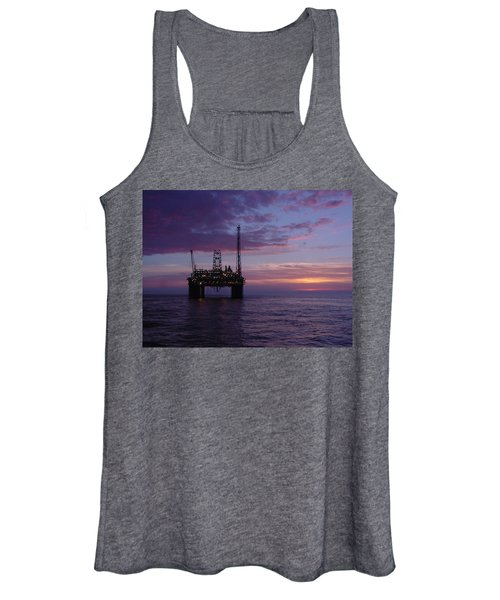 Snorre Sunset Women's Tank Top