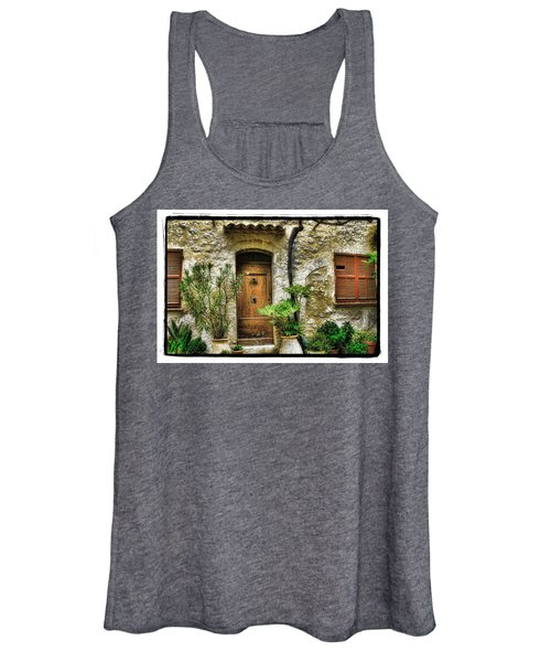 South Of France 1 Women's Tank Top
