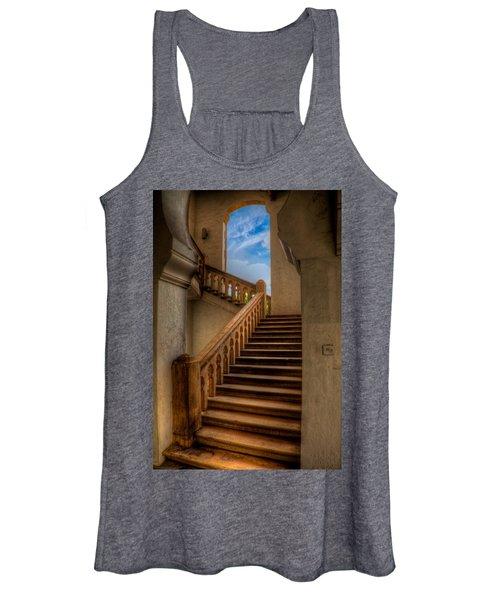 Stairway To Heaven Women's Tank Top