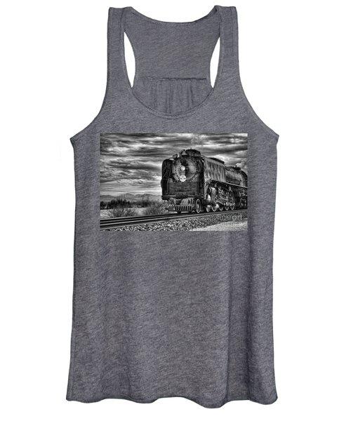 Steam Train No 844 - Iv Women's Tank Top