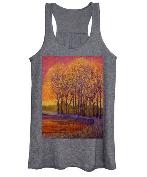 Still Waters Women's Tank Top