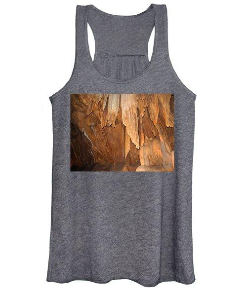 Stone Fold Elegance Women's Tank Top