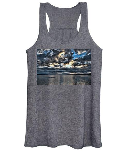 Stormy Morning Women's Tank Top