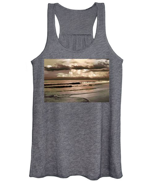 Summer Afternoon At The Beach Women's Tank Top