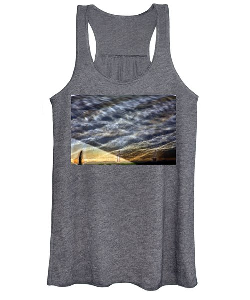 Thames Reflections Women's Tank Top