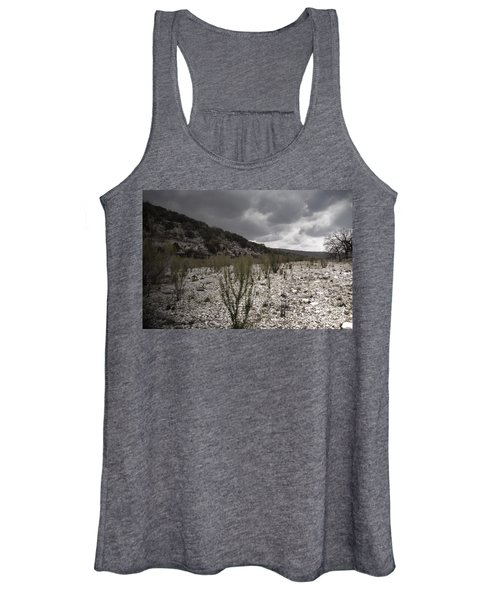The Bank Of The Nueces River Women's Tank Top