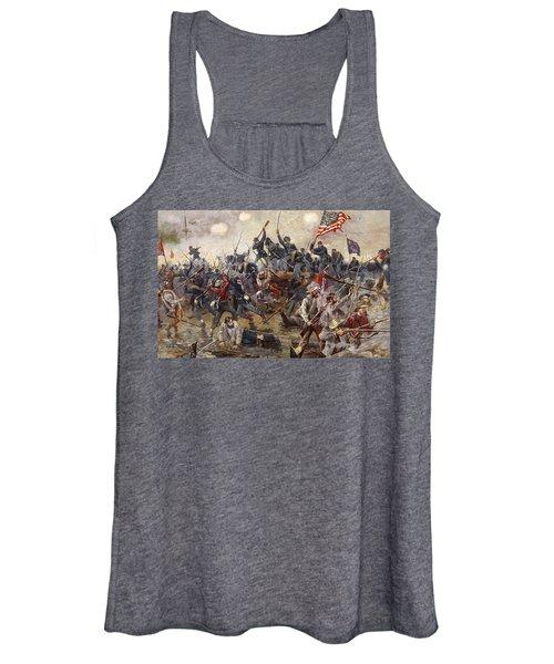 The Battle Of Spotsylvania Women's Tank Top