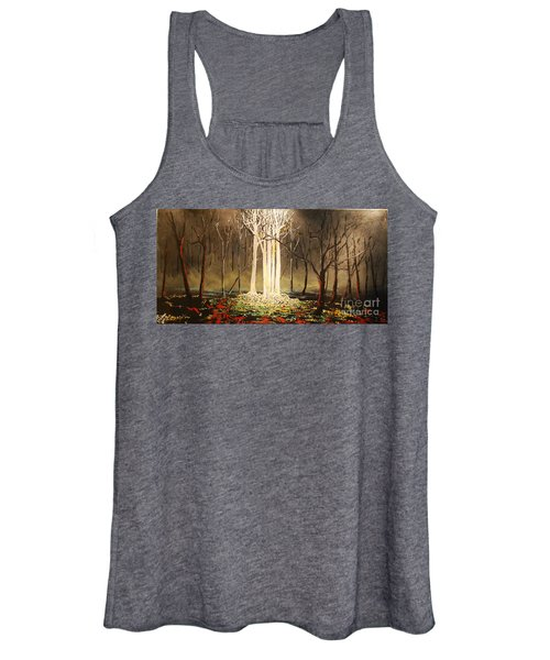 The Congregation Women's Tank Top